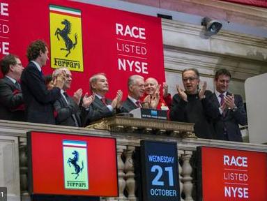 investire trading azioni fca ferrari
