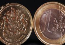 sterlina britannica valore