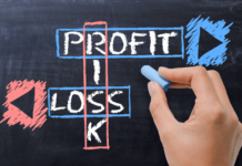 risk reward, profit and loss